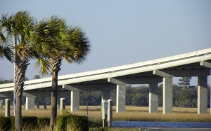 McKinley Washington Bridge, Edisto SC